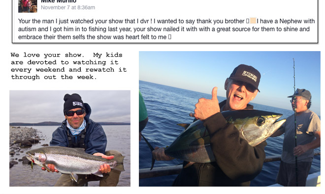 Stoked On Fishing Fans